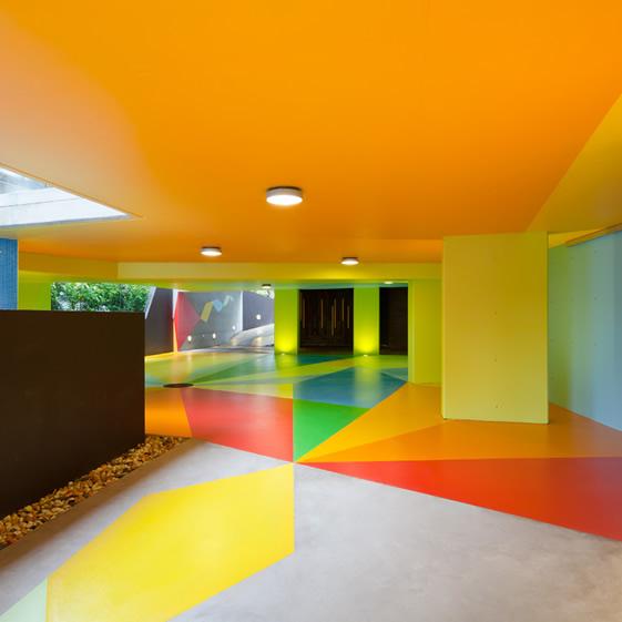 warna cat rumah minimalis bagian depan 2015 gambar rumah