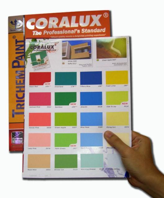 sukses mandiri teknik gambar warna cat rumah bagian luar